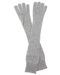 Long cashmere gloves medium 6860598