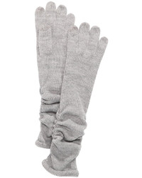 INC International Concepts Ruched Long Gloves Created For Macys
