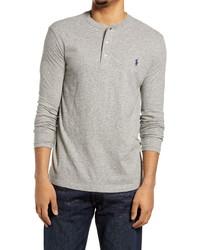 Polo Ralph Lauren Long Sleeve Henley T Shirt