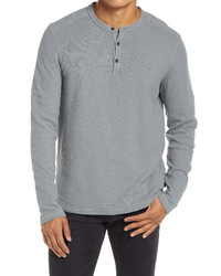 AllSaints Muse Long Sleeve Thermal Henley