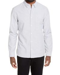 AllSaints Fairview Slim Fit Button Up Shirt
