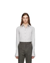 Deepti Grey Classic Shirt