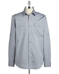 DKNY Jeans Double Pocket Sportshirt
