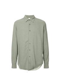 Forme D'expression Juxtaposed Shirt