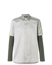 Layered shirt unavailable medium 8387569