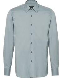 Prada Slim Fit Stretch Shirt