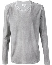Grey long sleeve t shirt original 9727419