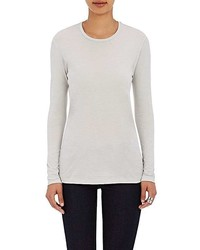 Barneys New York Crewneck Long Sleeve T Shirt