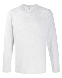 Brunello Cucinelli Long Sleeve Fitted Top