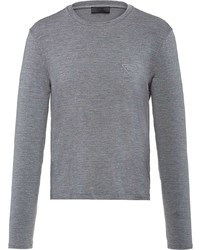 Prada Long Sleeve T Shirt