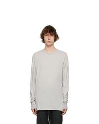 11 By Boris Bidjan Saberi Long Sleeve T Shirt