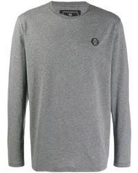 Philipp Plein Longsleeve Logo T Shirt