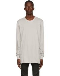 11 By Boris Bidjan Saberi Ls1b Long Sleeve T Shirt