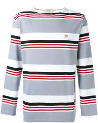 MAISON KITSUNÉ Maison Kitsun Marin Long Sleeve T Shirt