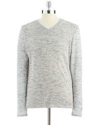 Vince Camuto Marled Long Sleeved T Shirt