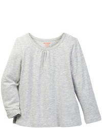 Joe Fresh Mixed Picot Long Sleeve Tee