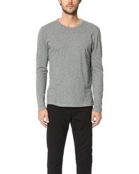 Alexander Wang T By Classic Long Sleeve Tee