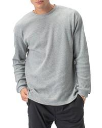 Zanerobe Waffle Knit Long Sleeve T Shirt