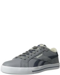 Grey Low Top Sneakers