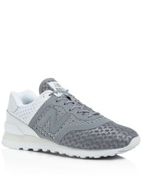 New Balance 574 Breathe Lace Up Sneakers