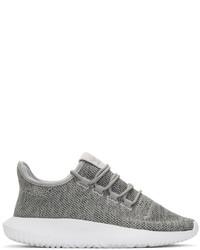 adidas Originals Grey Tubular Shadow Sneakers
