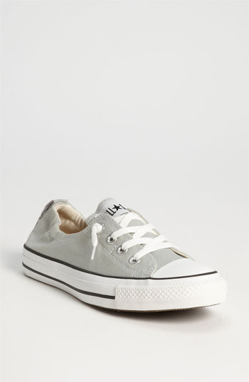 45fb3ac62fa527 ... Grey Low Top Sneakers Converse Chuck Taylor Shoreline Sneaker ...