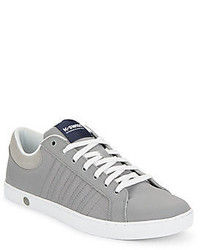 Men's Grau Niedrig Top Sneakers Sneakers Sneakers by K Swiss   Men's Fashion a9c6b7