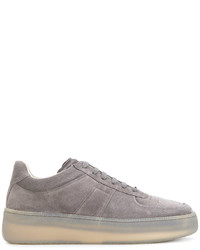 Maison Margiela Platform Sole Low Top Sneakers