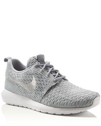 Nike Roshe Nm Flyknit Lace Up Sneakers