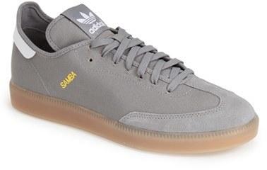 Grey Low Top Sneakers adidas Samba Mc Sneaker
