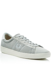 Fred Perry Spencer Lace Up Sneakers