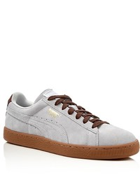 Puma Suede Classic Lace Up Sneakers