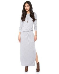 Grey maxi dress original 1402431