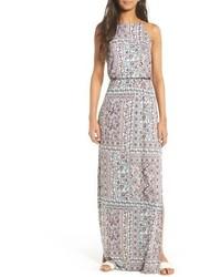 High neck maxi dress medium 3753548
