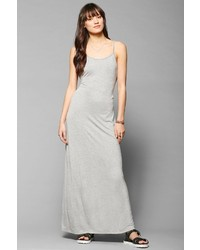 Urban Outfitters Staring At Stars Knit Open Back Maxi Dress Where