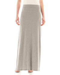 jcpenney Ana Ana Maxi Skirt Tall