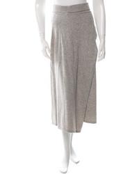 Michael Kors Michl Kors Cashmere Maxi Skirt