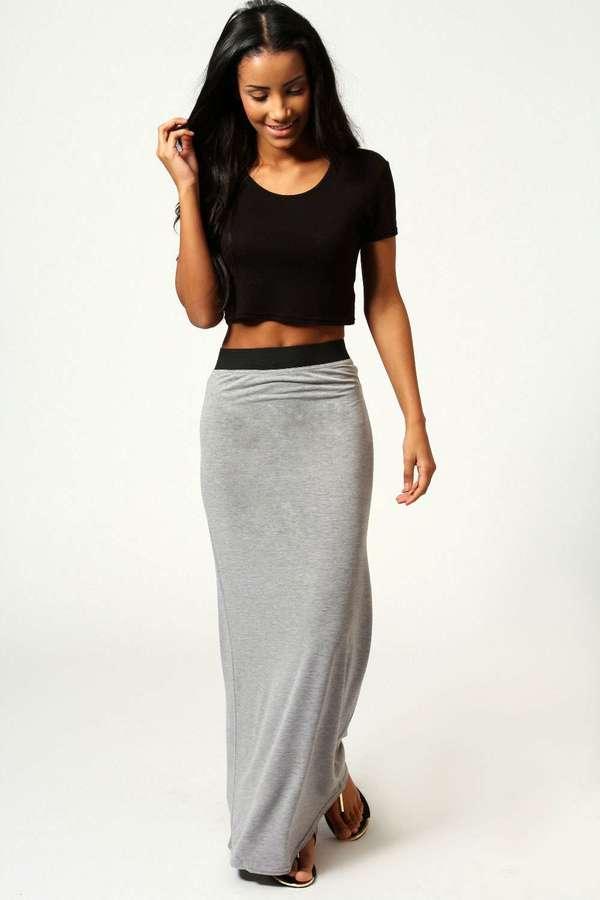 Petite Maxi Skirt - Skirts