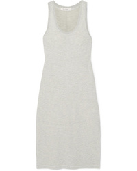 Rag & Bone Marlon Stretch Modal And Cotton Blend Jersey Midi Dress