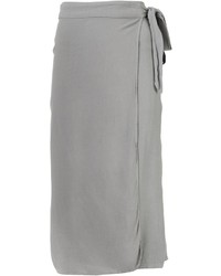 321 wrap midi skirt medium 846586