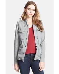 Grey military jacket original 4730801