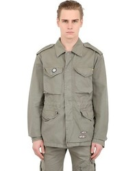 BOB Strollers Light Cotton Gabardine Military Jacket