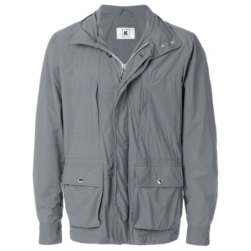 Kired Casual Zipped Pocket Jacket