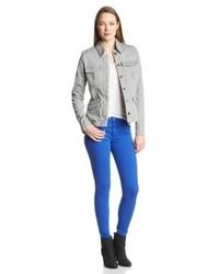 Joe's Jeans Vail Military Peplum Jacket