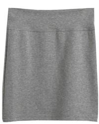 ChicNova Relaxed Style Elastic Waist Slim Fit Mini Skirt