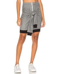 Frankie Tie Mini Skirt