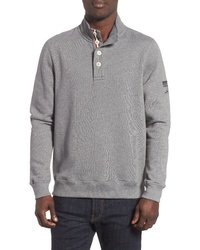 Barbour Wrench Quarter Button Pullover