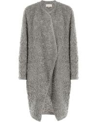 Vanessa Bruno Coat With Wool Alpaca And Mohair