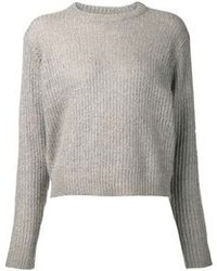 Alexander Wang T By Ribbed Pullover