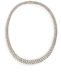 Classic chain graduated necklace medium 834772
